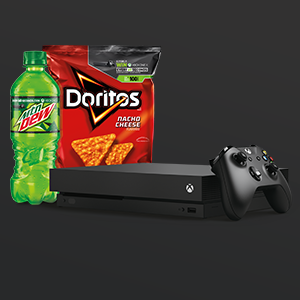 Xbox, Mountain Dew e Doritos se unem para doar Xbox ...