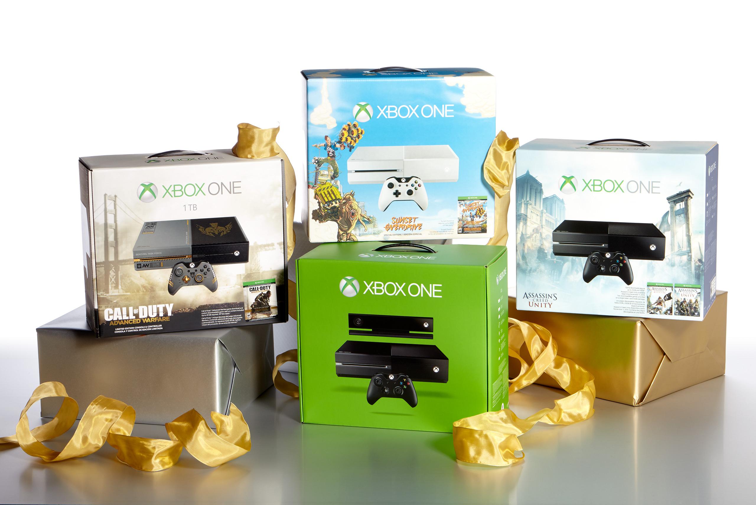 Xbox One Black Friday: consoles a partir de US $ 329, ofertas em ...