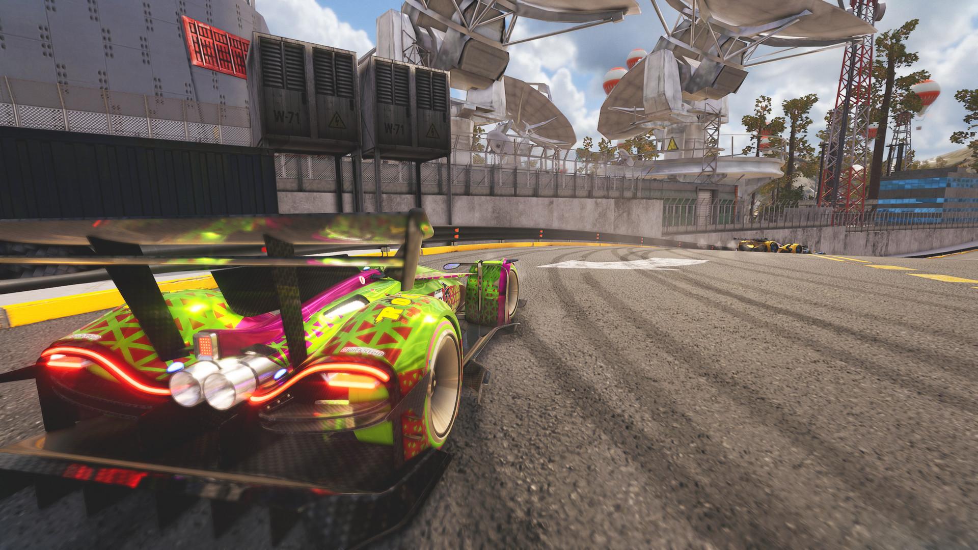 Xenon Racer recebe novas faixas, carro
