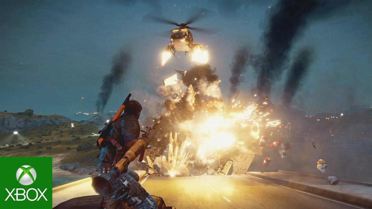 gamescom 2015: Just Cause 3 traz desafios e explosões