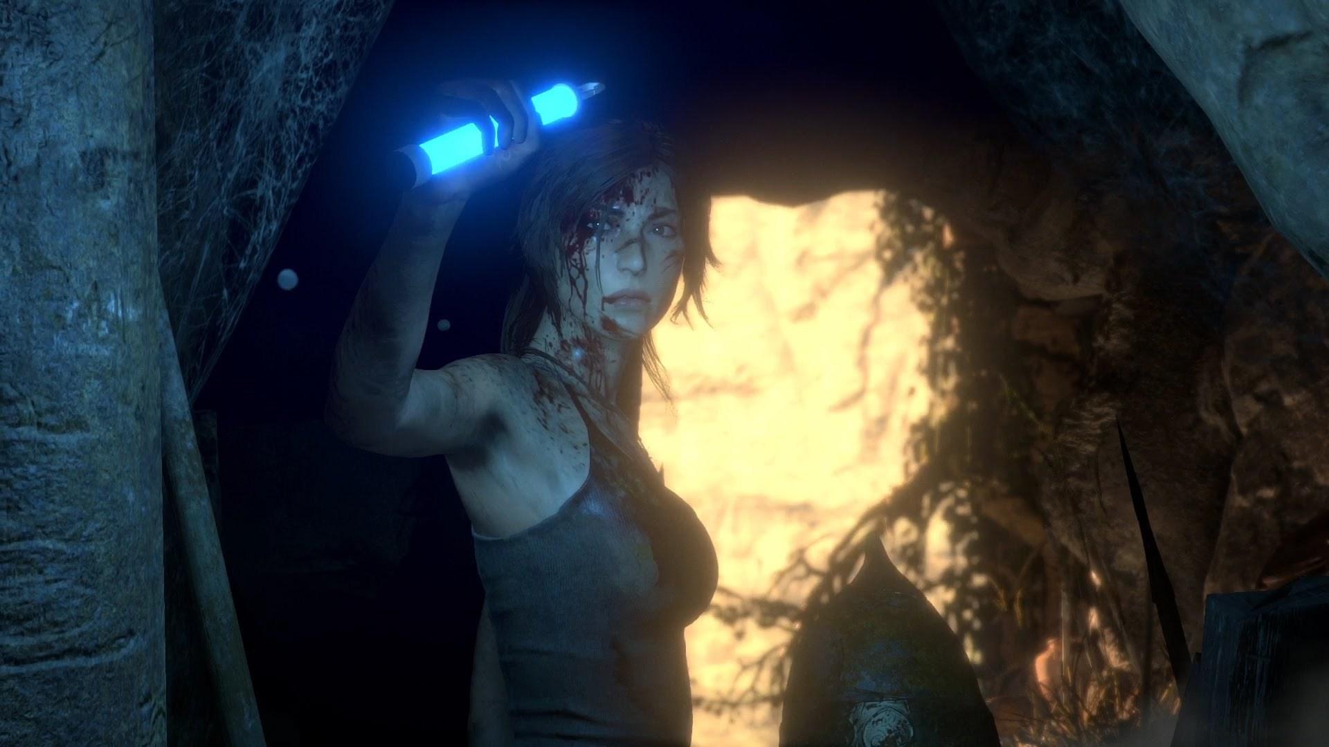 gamescom 2015: Lara Croft não tem medo de nada em Rise of the Tomb ...