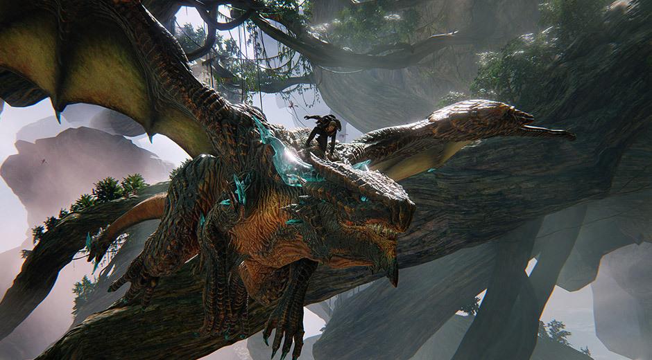 gamescom 2015: Scalebound é a prova de que tudo está melhor com dragões