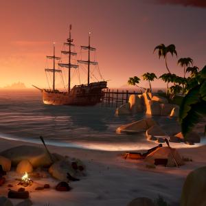 gamescom 2017: No Sea of Thieves, Xbox One e Windows 10 ...